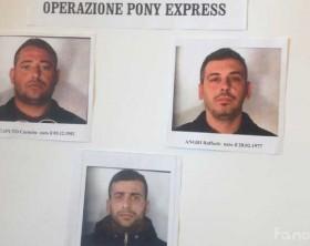 """""""Finti corrieri"""": i tre denunciati dal commissariato di Fano"""