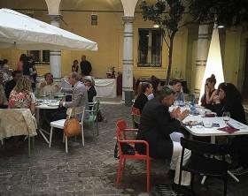 Il locale Grà a Pesaro