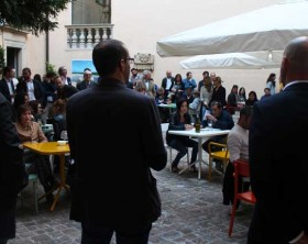 Inaugurato Grà, il nuovo locale di palazzo Gradari in centro storico a Pesaro