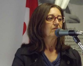 Lilli Gargamelli, segretaria generale Flc Pesaro Urbino