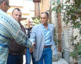L'arrivo di Magdi Allam a Fano
