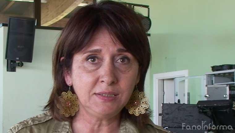 L'assessore ai Servizi Sociali del Comune di Fano Marina Bargnesi