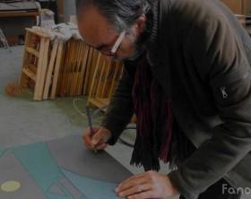 Paolo Del Signore, artista di Fano