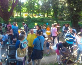 """Riprendiamoci i Passeggi, l'evento che si è svolto domenica 10 maggio ai parco """"Passeggi"""" di Fano"""