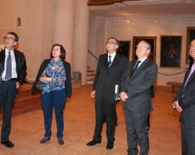 La visita del Prefetto Pizzi alla Fondazione Carifano