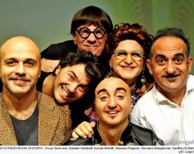 san costanzo show 2015 al teatro della concordia