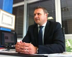 Il segretario provinciale Cna Moreno Bordoni