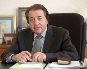 Alberto Drudi, presidente della Camera di Commercio di Pesaro e Urbino