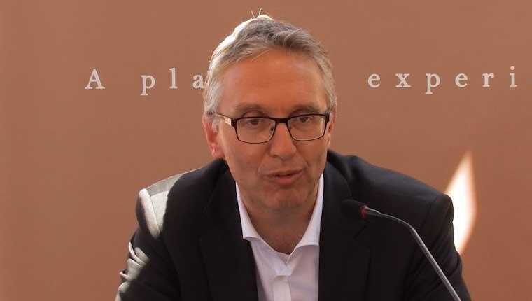 Il neoeletto governatore della Regione Marche Luca Ceriscioli, ex sindaco di Pesaro