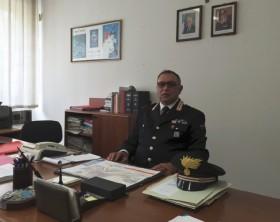 Antonino Barrasso, comandante stazione Carabinieri di Fano