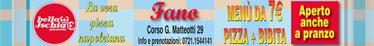 Pizzeria Bella Ischia Fano