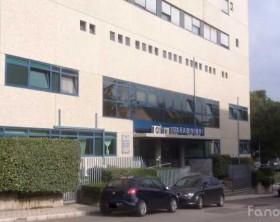 La stazione dei carabinieri di Pesaro