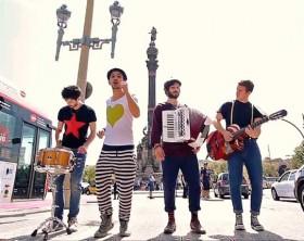 Espana Circo Este in concerto a Mondolfo per Ville e Castella