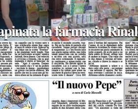 l'edizione di oggi, venerdì 26 giugno, del quotidiano Fanoinforma con le notizie della città di Fano