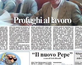 l'edizione del quotidiano Fanoinforma di venerdì 12 giugno con le notizie della città di Fano