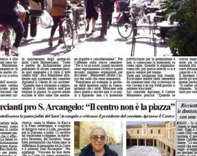 l'edizione di oggi, giovedì 18 giugno, del quotidiano Fanoinforma, con le notizie della città di Fano