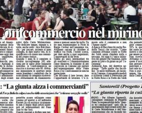 L'edizione di oggi venerdì 19 giugno 2015 del quotidiano Fanoinforma con le notizie della città di Fano
