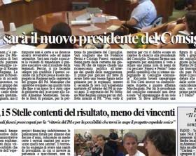 L'edizione di oggi, mercoledì 3 giugno, del quotidiano Fanoinforma con le notizie della città di Fano