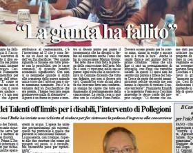 L'edizione di oggi del quotidiano Fanoinforma di oggi, lunedì 22 giugno 2015, con le notizie della città di Fano