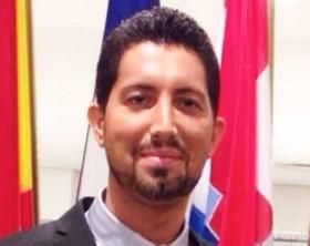 Stefano Mirisola Coordinatore Forza Italia