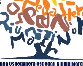 il logo dell'azienda Ospedali Riuniti Marche Nord