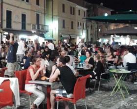 Piazza XX Settembre a Fano