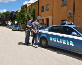 L'arresto dei marocchini a Urbino 2