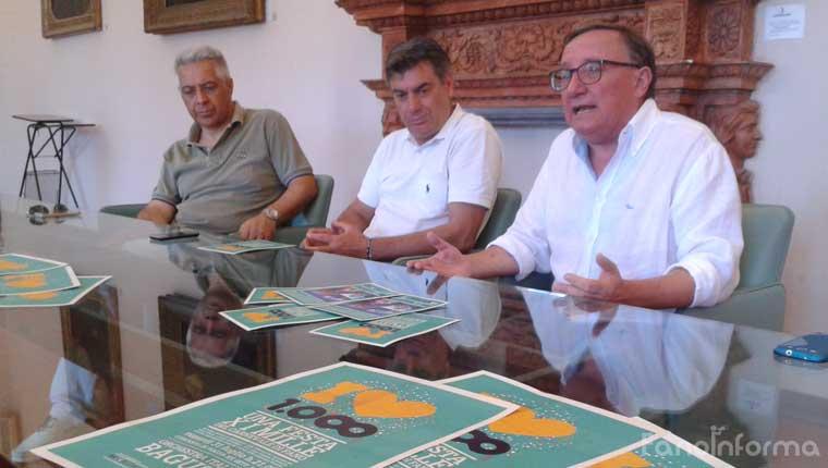 Stefano Marchegiani, Massimo Seri, Luciano Cecchini