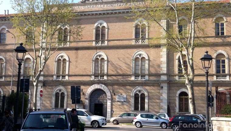 L'ex caserma Paolini di Fano