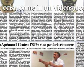 L'edizione di oggi del quotidiano Fanoinforma con le notizie della città di Fano e della provincia di Pesaro e Urbino
