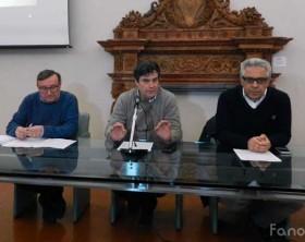 Luciano Cecchini, Massimo Seri, Stefano Marchegiani