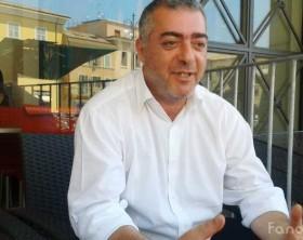 Filippo Bacchiocchi, presidente del comitato Apriamo il Centro di Fano