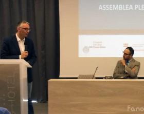 """L'intervento di Luca Ceriscioli, presidente della Regione Marche, ha inaugurato i lavori del """"1° Forum della Comunicazione"""" a Fano"""