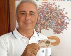 Alessandro Leonelli, vice presidente Ente Carnevalesca
