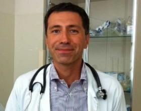 Stefano Loffreda, direttore facente funzioni del Pronto Soccorso di Fano e Pesaro