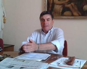 Il sindaco di Fano Massimo Seri