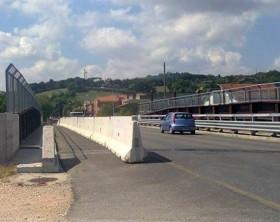Cavalcavia A14 di via Flaminia