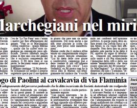 il quotidiano Fanoinforma di giovedì 26 agosto con le notizie della città di Fano