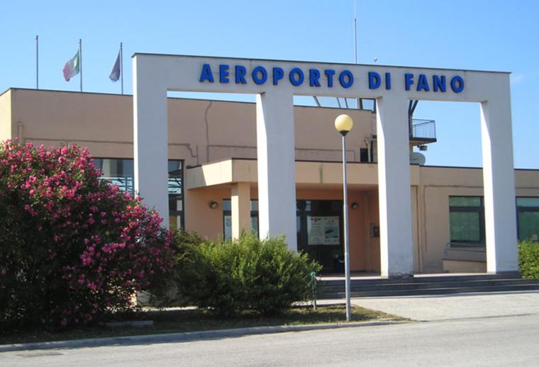 Aeroporto Urbino : L aeroporto diventa luogo di cultura con la mostra