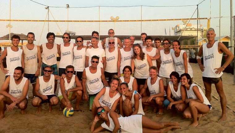 """4° Memorial Beach Volley """"Gli amici di Checco"""""""