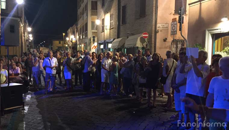 La Festa di Borgo Cavour di Fano