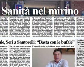 l'edizione di oggi, mercoledì 5 agosto, del quotidiano Fanoinforma con le notizie della città di Fano