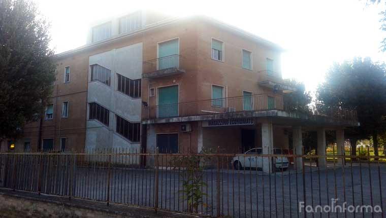 L'ex ospedaletto dei bambini dell'ospedale Santa Croce di Fano