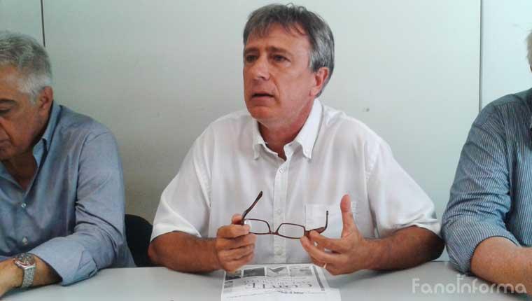 Andrea Giuliani, Confartigianato Fano