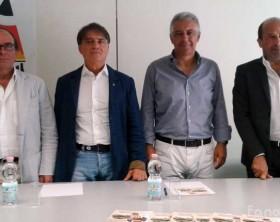 Gianfranco Santi, Luciano Cecchini, Stefano Marchegiani, Amerigo Varotti