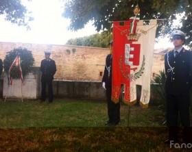 71° anniversario della Le celebrazioni della liberazione di Fano nell'ultimo conflitto mondiale