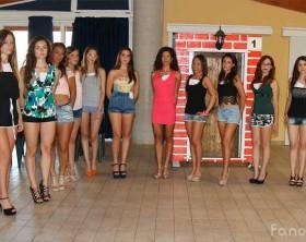 Le aspiranti Miss Fano 2015