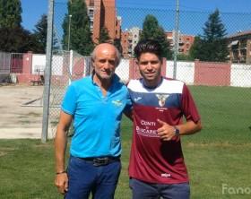 Gianluigi Salvato, Alma Juventus Fano