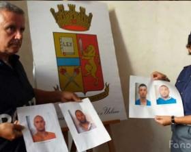 Le foto dei componenti della banda di professionisti del crimine sgominata dal commissariato di Fano
