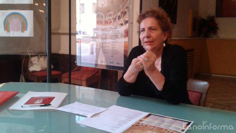 Catia Amati, presidente Fondazione Teatro della Fortuna di Fano
